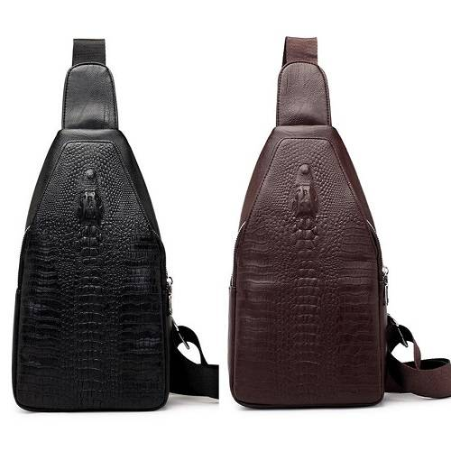 Мужская сумка через плечо PI616