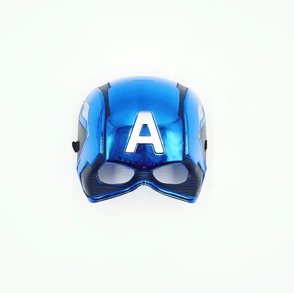 """Маска """"Капитан Америка"""""""