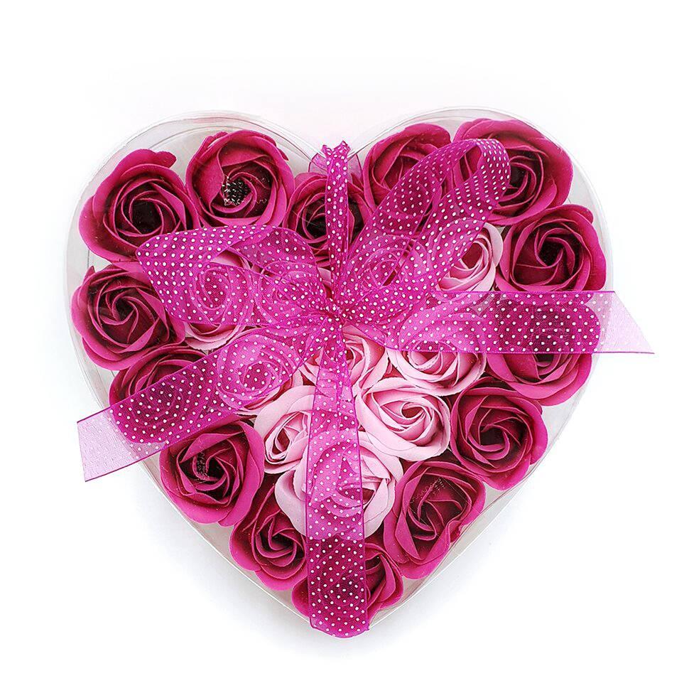 Подарочный набор Мыльные розы Love