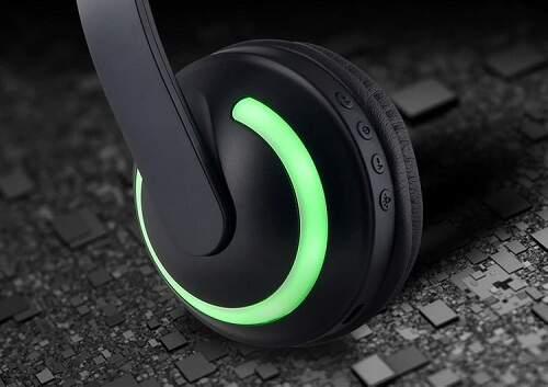 Беспроводные наушники Cat Ear ZW-19 со светящимися ушками