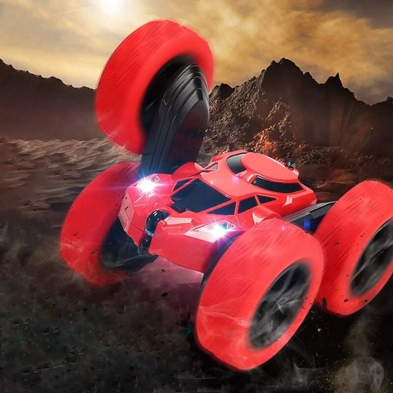 Радиоуправляемая машинка-перевертыш Stunt Car 2 в 1