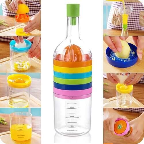 Кухонный набор «Чудо бутылка» 8 в 1
