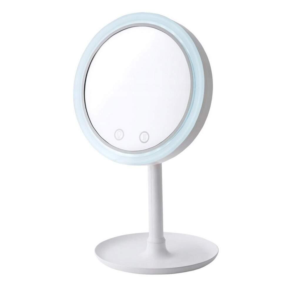 Зеркало Beauty Breeze Mirror с подсветкой и встроенным вентилятором