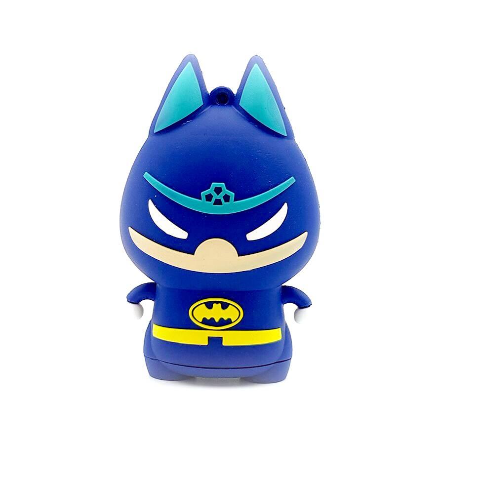 """Внешний аккумулятор Power Bank """"Кот Бэтмен"""" 4400 mAh"""