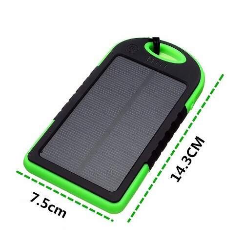 Cолнечное зарядное устройство Solar Charger Rover Bank