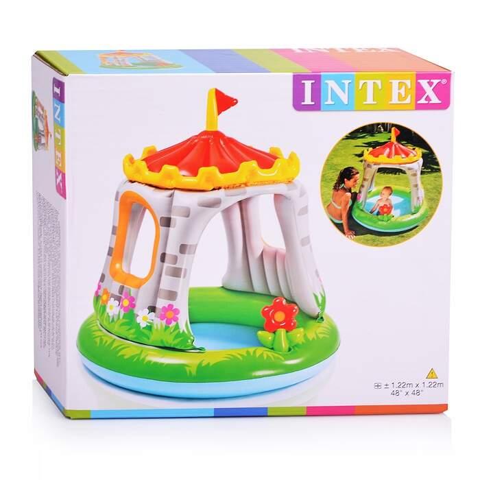 """Надувной бассейн INTEX """"Замок"""" 57122"""