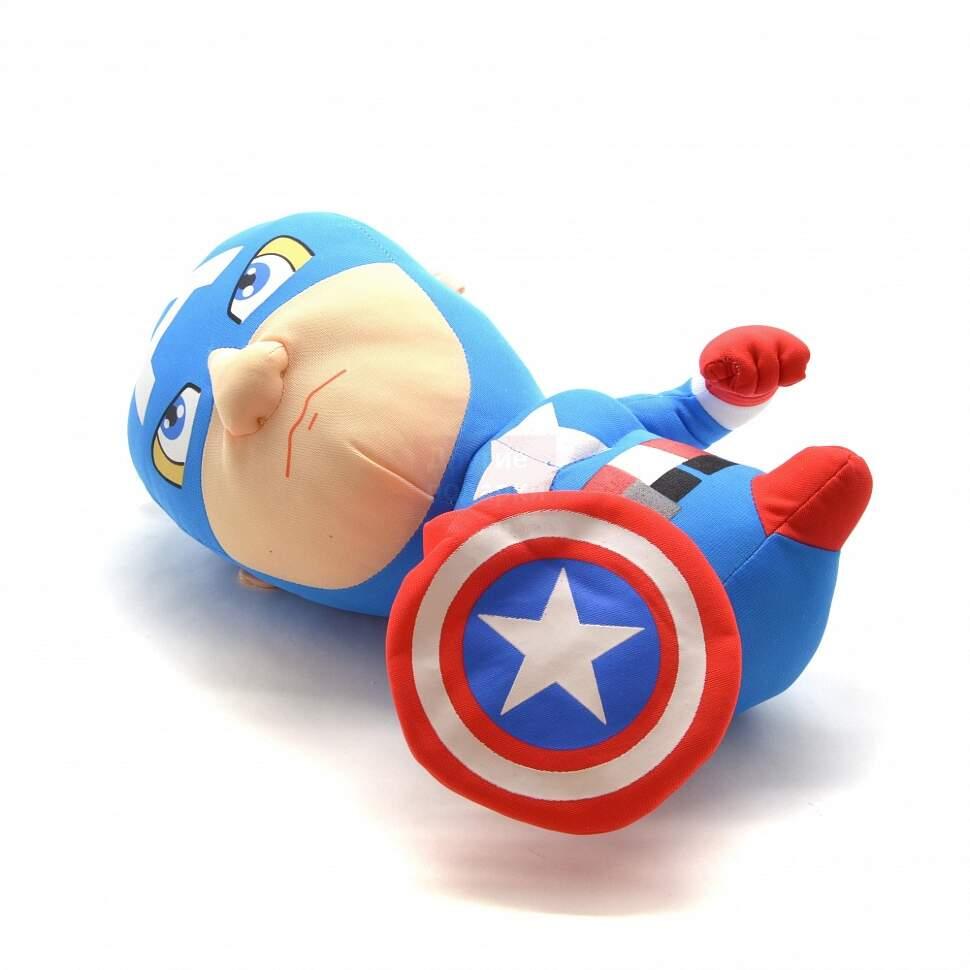 Мягкая игрушка Капитан Америка (Captain America)
