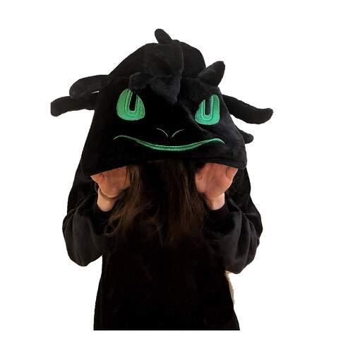 Детский кигуруми дракон Беззубик