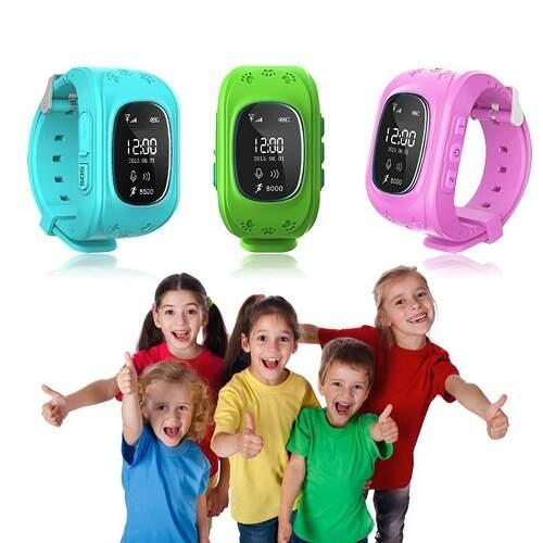 Детские часы-телефон Smart Baby Watch Q50 с GPS