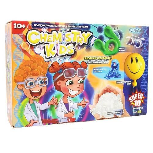 Набор для опытов Chemistry Kids