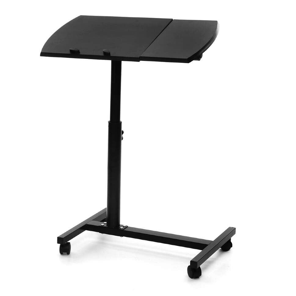 Столик для ноутбука на колесах