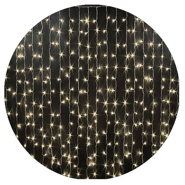 Гирлянда-штора светодиодная