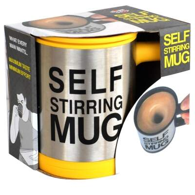 "Кружка ""Мешалка"" Self Stirring Mug"