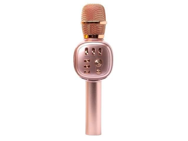 беспроводной микрофон CHARGE K-310 (розовый)