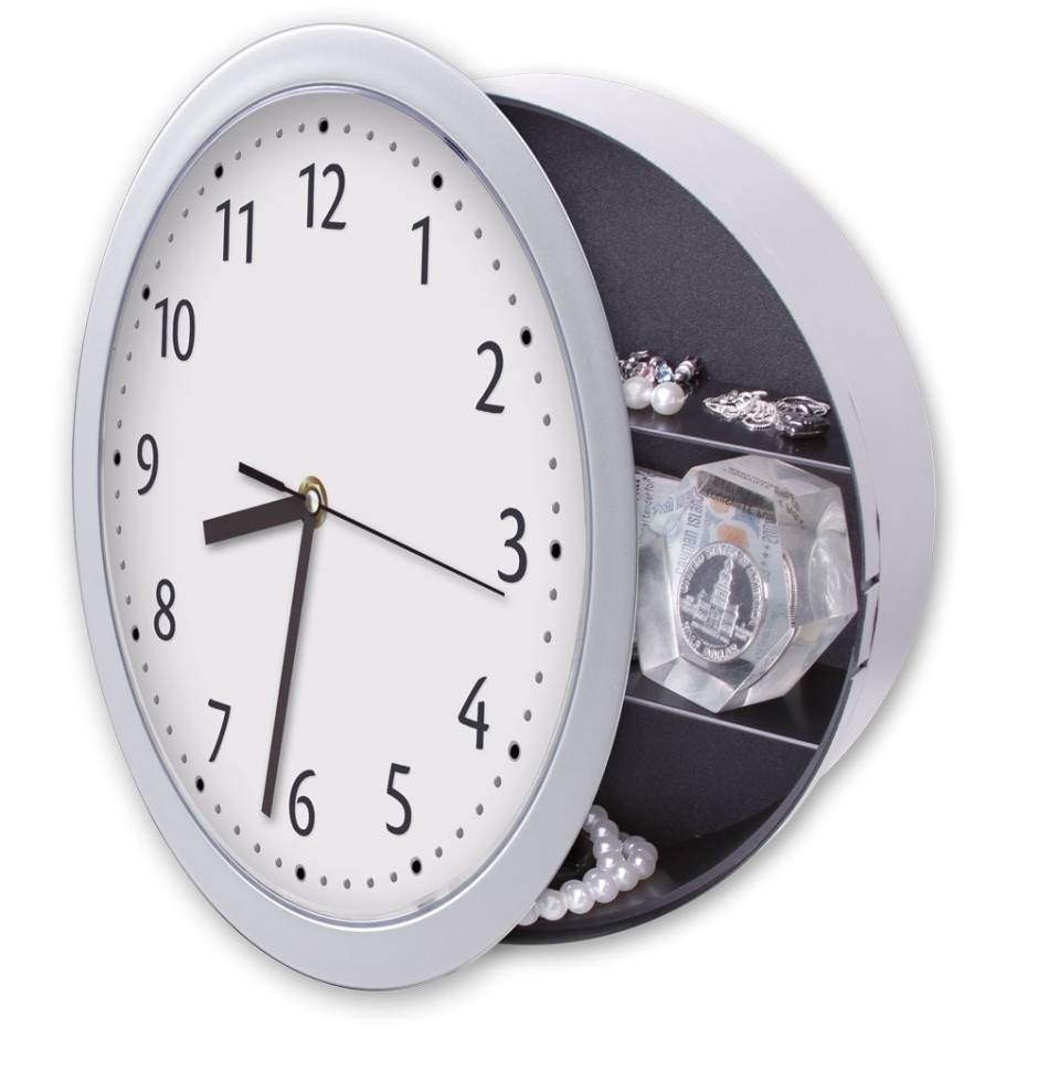 "Часы настенные ""Сейф"""