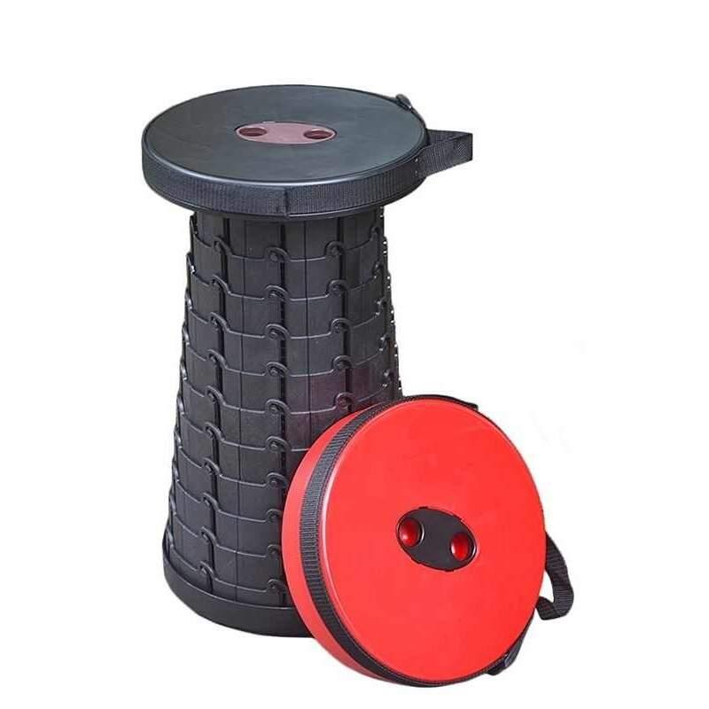 Табурет складной Telescoping Stool пластиковый