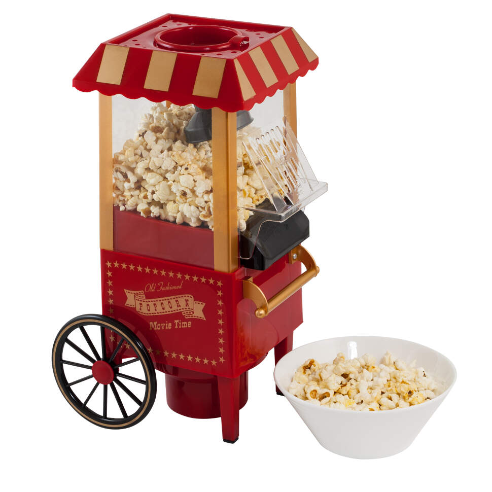 "Аппарат для приготовления попкорна (попкорница) ""Ретро"""