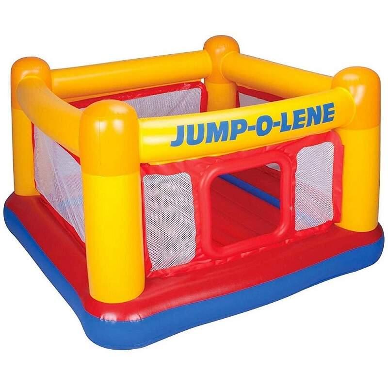 Батут надувной INTEX Jump-O-Lene