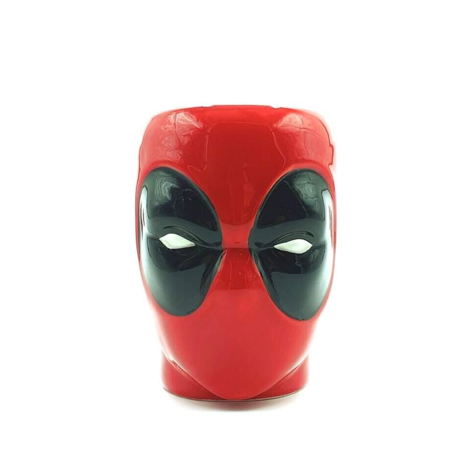 "Кружка 3D ""Дедпул"" (Deadpool)"