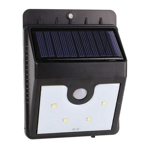 Светильник на солнечной батарее Ever Brite с датчиком движения