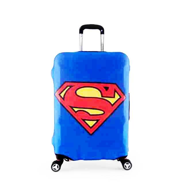 "Чехол для чемодана ""Супермен"""
