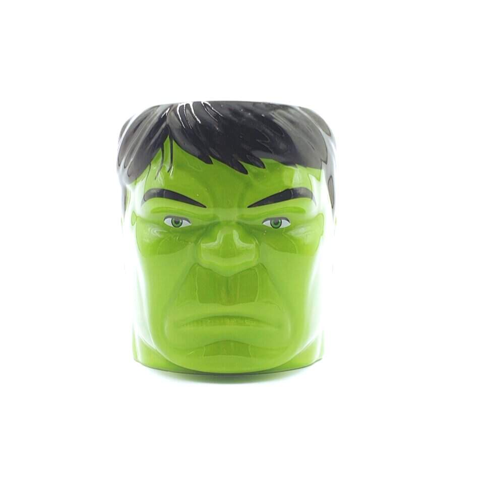 """Кружка 3D """"Халк"""" (Hulk)"""