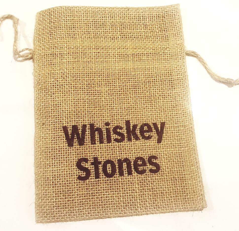 Камни Для Виски - Whiskey Stones в мешочке