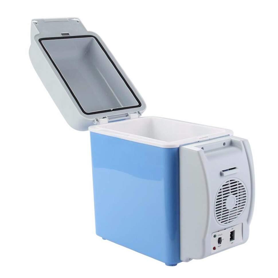 Холодильник/нагреватель автомобильный Portable Electronic Cooling & Warming Refrigerators 7.5 л