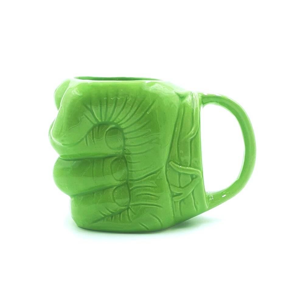 "Кружка 3D ""Кулак Халка"" (Hulk's Fist)"