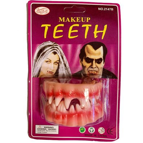 Зубы вампира