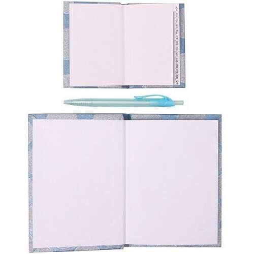 Подарочный набор Блокнот + телефонная книжка + ручка