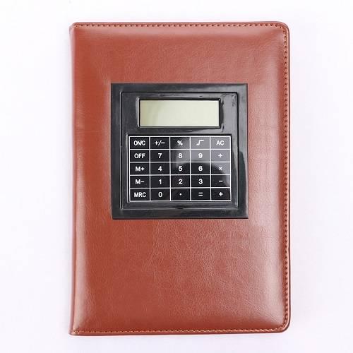 Ежедневник с калькулятором Yalong