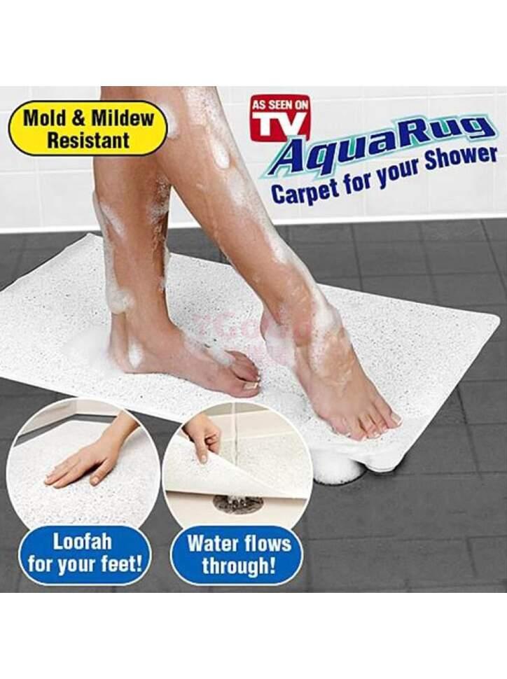 """Коврик на присосках для ванной """"Aqua Rug"""""""