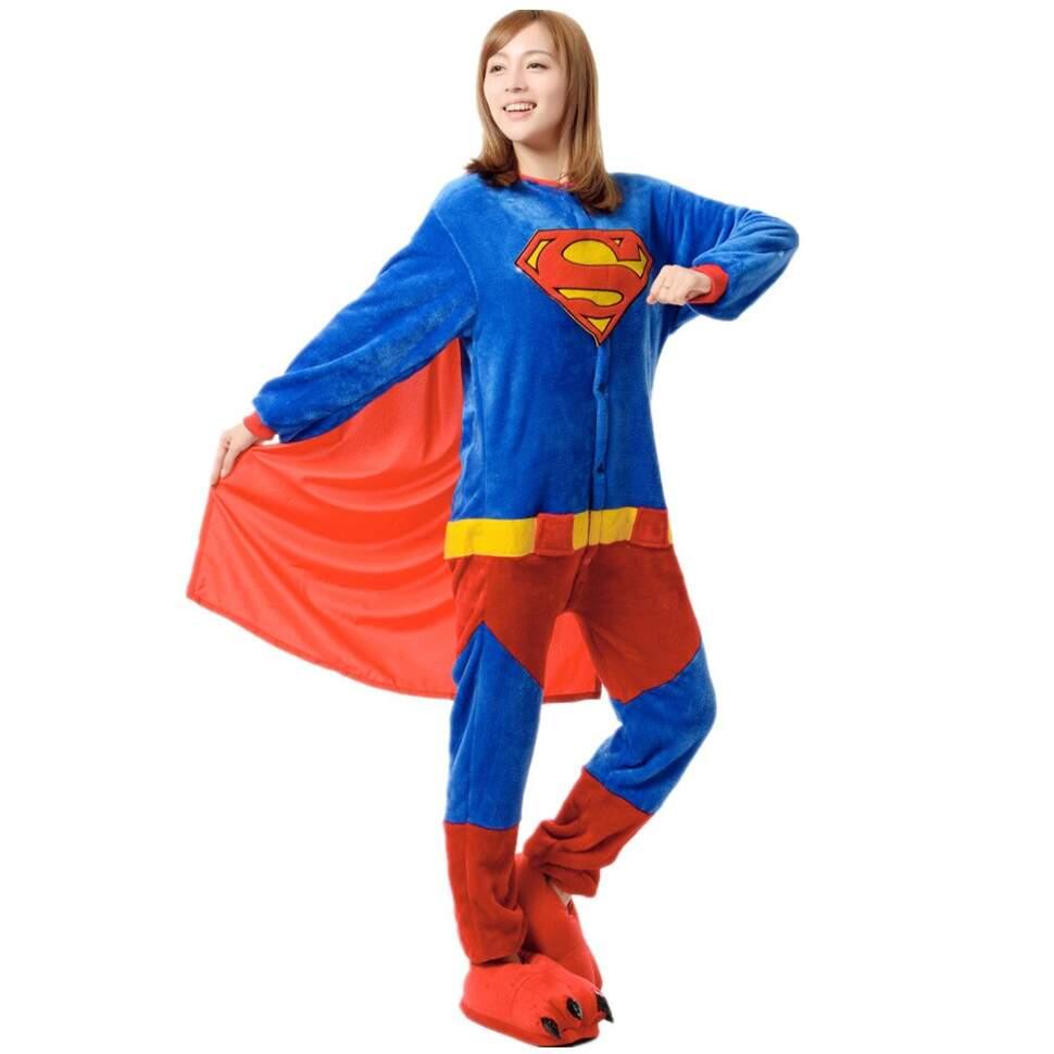 Костюм кигуруми Супермен