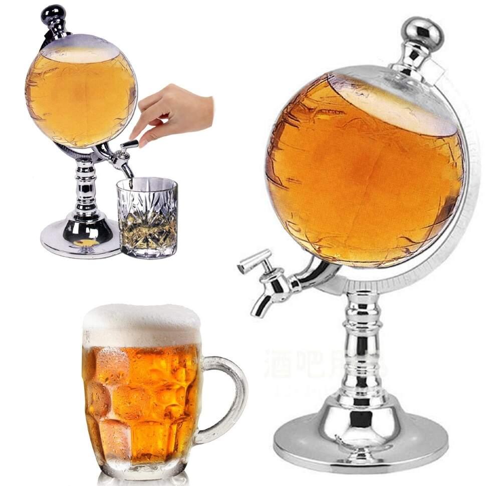 Диспенсер для напитков - Глобус Globe Drink Dispenser XL 3,5 л