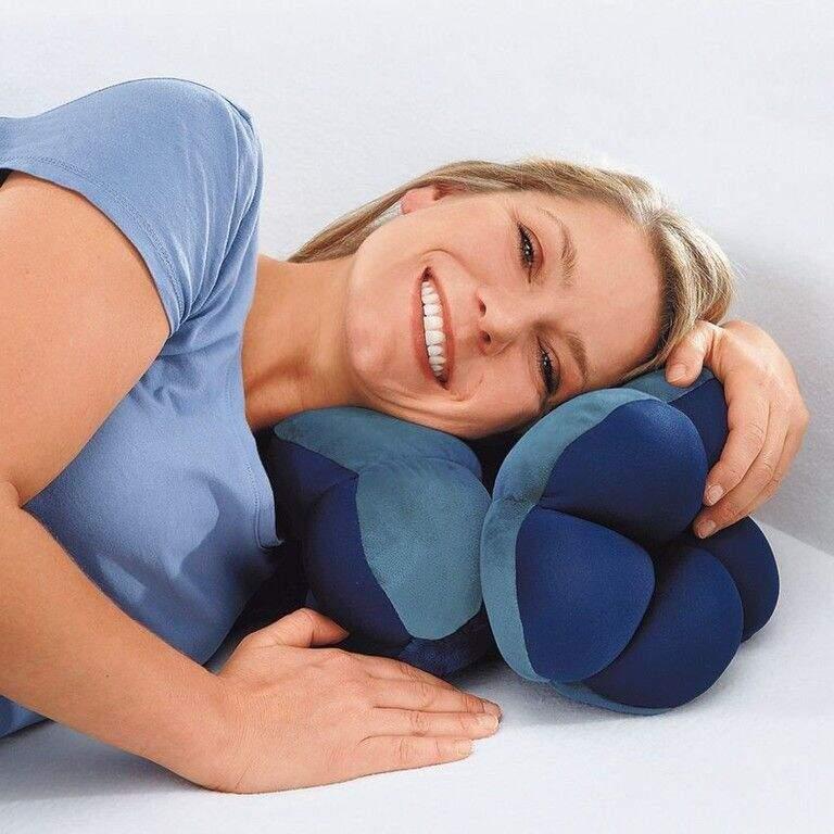 Подушка для путешествий Total Pillow (Тотал Пиллоу)