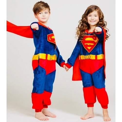 Детский кигуруми Супермен