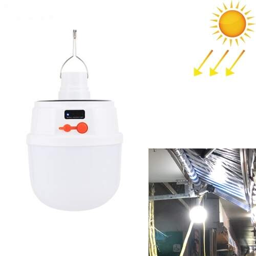 Светодиодная лампа на солнечных батареях